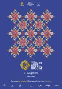 392° Festino di Santa Rosalia 2016